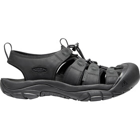 Keen Newport Sandals Herre black/black